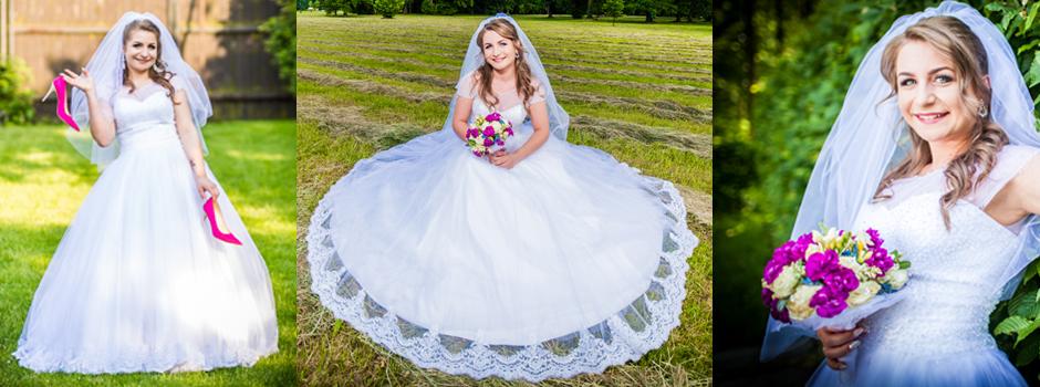 Suknie i Dodatki Ślubne nasze klientki