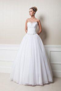 Suknia ślubna Estera Amanda Alien