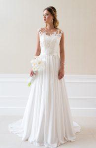 Suknia ślubna Estera Amanda Coral przod