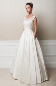 Suknia ślubna Estera Amanda Jasinta 1