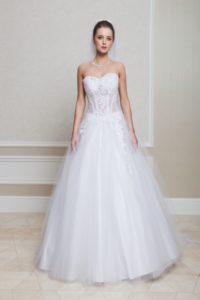 Suknia ślubna Estera Amanda Lavinia