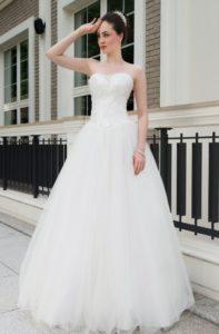 Suknia ślubna Estera Amanda Lazurin