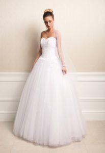 Suknia ślubna Estera Amanda Mermaid