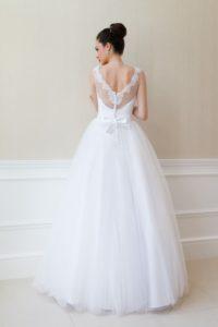 Suknia ślubna Estera Amanda Morgan