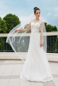 Suknia ślubna Estera Amanda Segovia