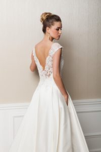 Suknia ślubna Estera Amanda jasinta