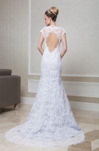 Suknia ślubna Estera Amanda sindy