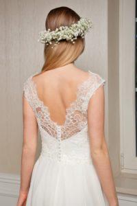 Suknia ślubna Estera Kate tyl