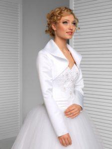 Bolerko ślubne Amelia B94