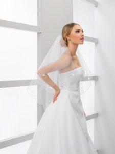 welon ślubny amelia W0017