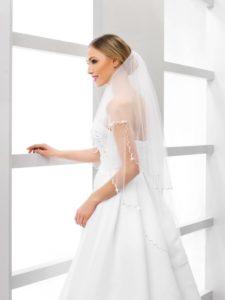 welon ślubny amelia W0124