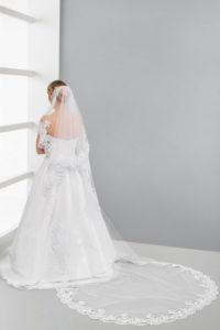 welon ślubny amelia W0132