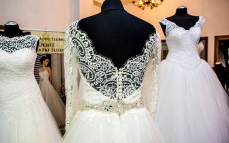 suknia ślubna piekary śląskie