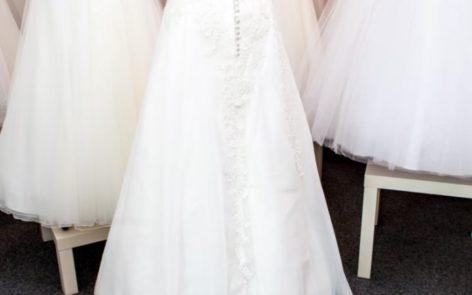 suknia ślubna literka A liliani