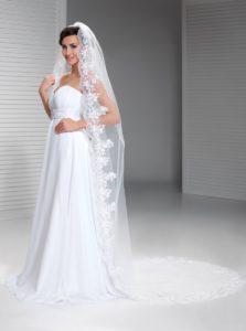 welon ślubny Amelia W102