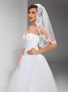 welon ślubny Amelia W17