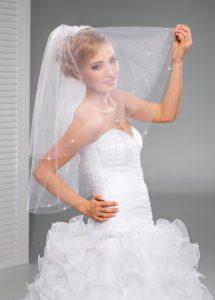 welon ślubny Amelia W41