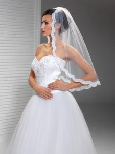 welon ślubny Amelia W45