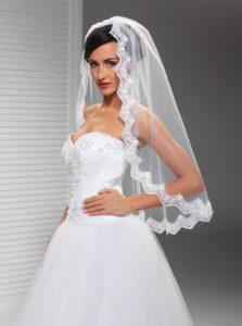 welon ślubny Amelia W46