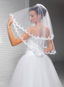 welon ślubny Amelia W49