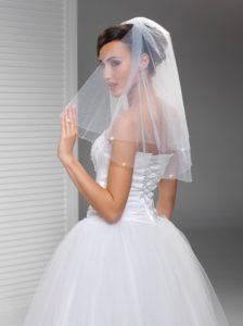 welon ślubny Amelia W63