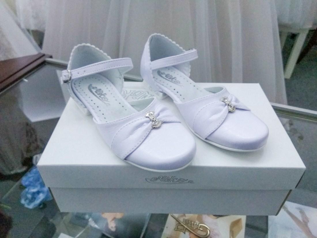 białe buty do komunii śląsk