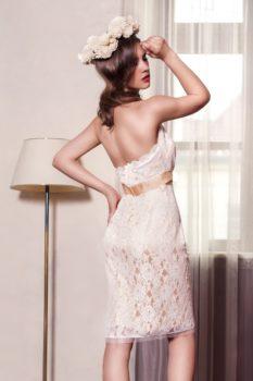 Suknia wieczorowa Dagnez Nikoletta tył