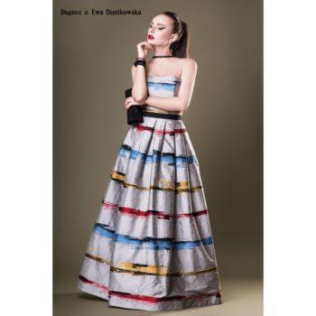 Suknia wieczorowa Dagnez penelopa dluga