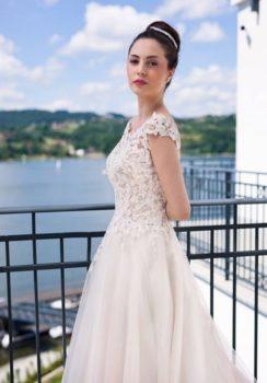 suknia ślubna Estera kolekcja 2018