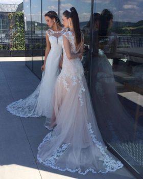 suknie ślubne estera 2018