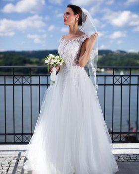 suknia ślubne estera 2018